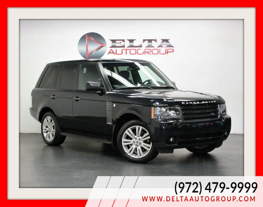 2011 Land Rover Range Rover HSE LUXURY * NAVIGATION * CAMERA * ROOF