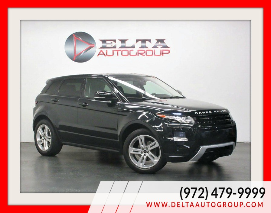 2012 Land Rover Range Rover Evoque DYNAMIC * NAVI * CAMERA * MOONROOF * LOW MILES