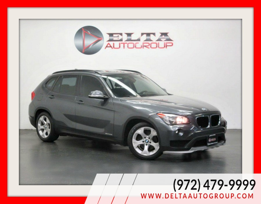 2015 BMW X1 sDrive28i * LEATHER * PANORAMIC * BT * LOW MILES