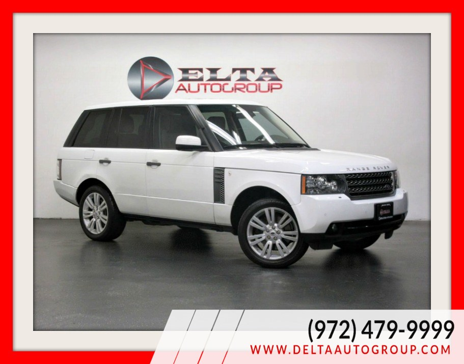 2011 Land Rover Range Rover HSE LUXURY * NAVI * CAMERA * DVD * LOW MILES