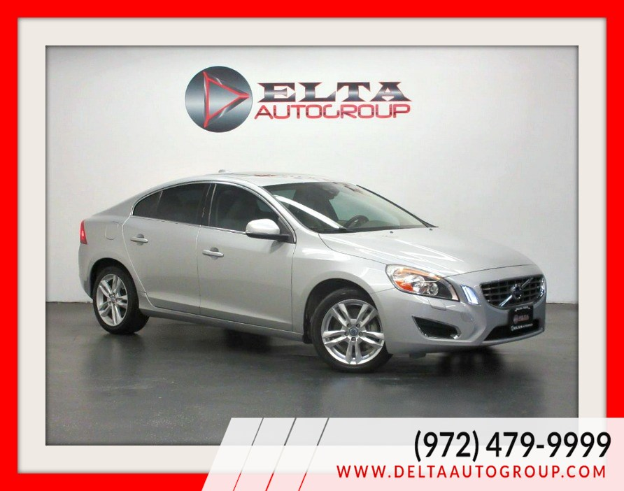 2012 Volvo S60 T5 * NAVI * ROOF * LEATHER * LOW MILES * 1 OWNER