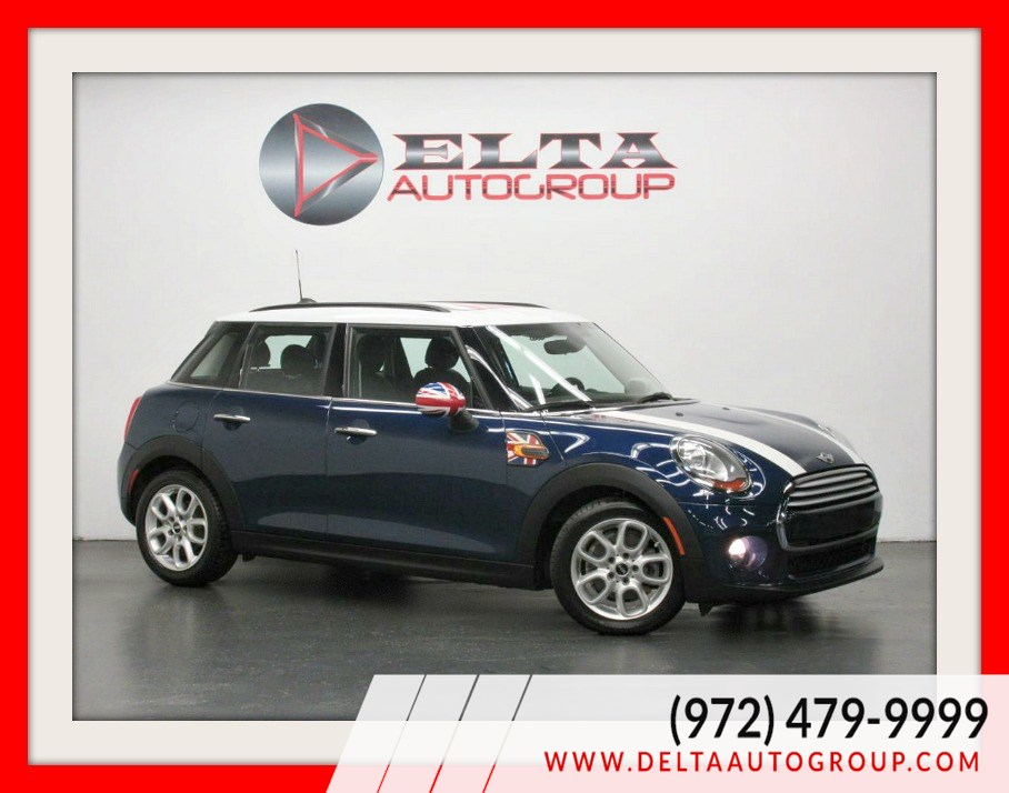 2015 MINI Cooper LEATHER * PANO-ROOF * LOW MILES * 1 OWNER