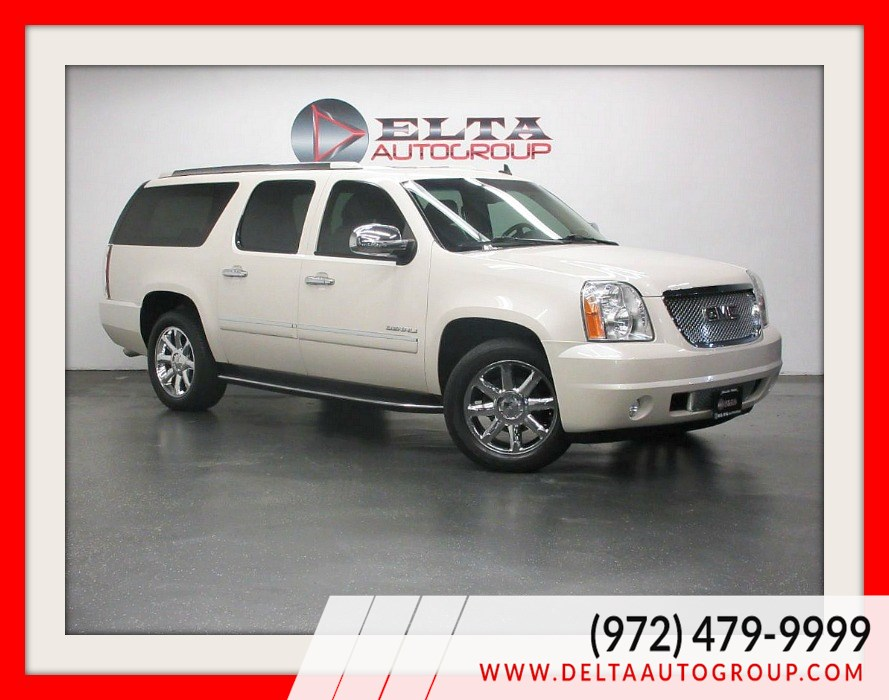 2014 GMC Yukon XL DENALI * NAVIGATION * CAMERA * DVD * LOW MILES