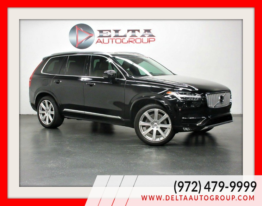 2016 Volvo XC90 T6 INSCRIPTION * CAM * NAVI * 3RD ROW * LOW MILES