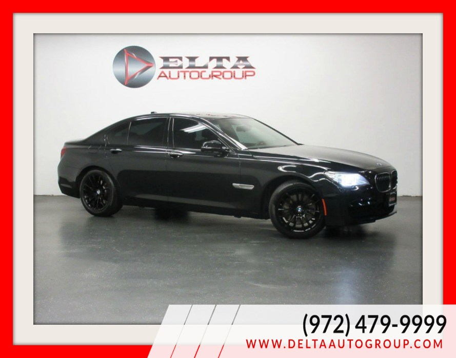 2014 BMW 7 Series 740i M SPORT CAMERA NAVI LOW MILES