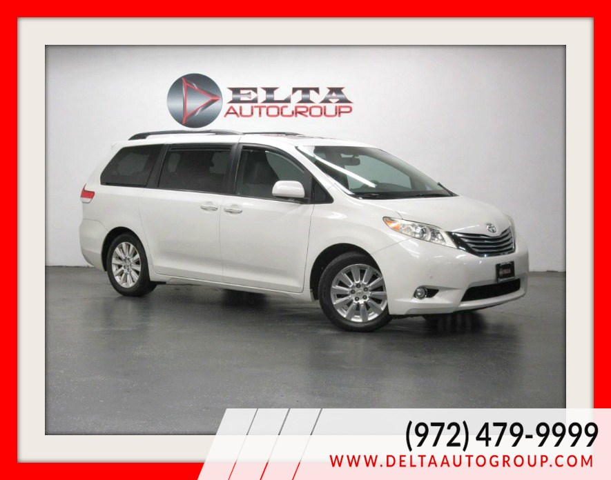 2011 Toyota Sienna LIMITED * DVD * NAVIGATION * CAMERA * POWER DOORS