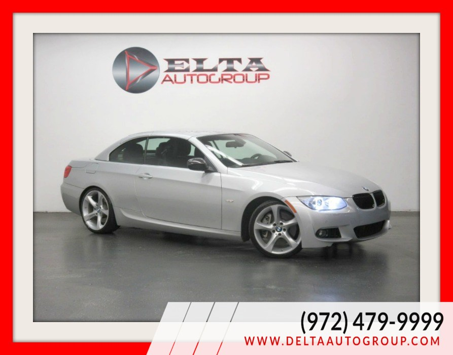 2013 BMW 3 Series 335i * M SPORT  CONVIRTABLE * NAVI * 1 OWNER * LOW