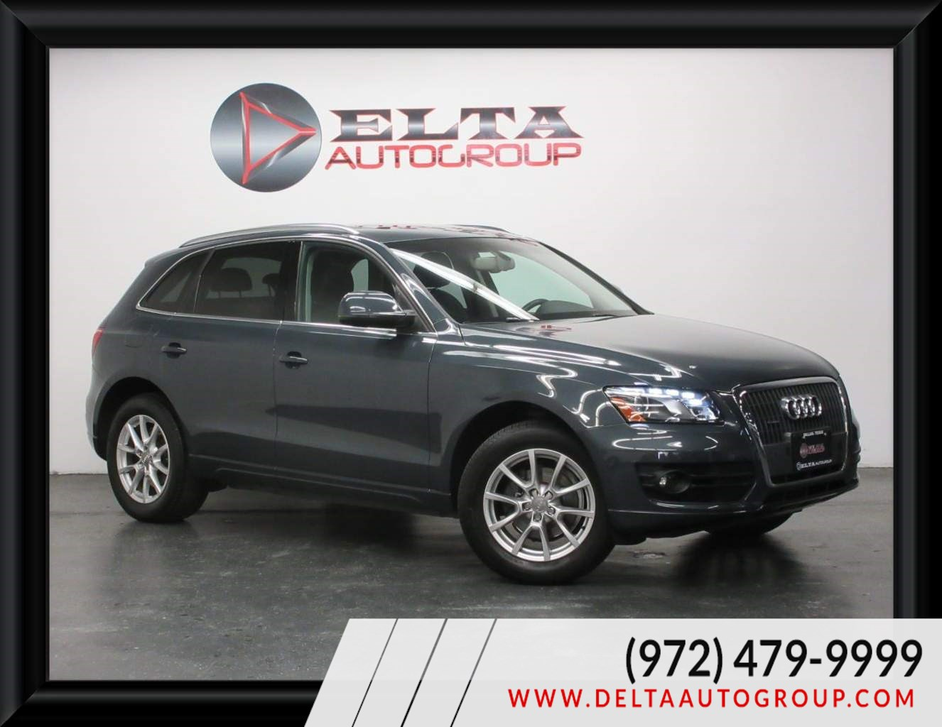 2011 Audi Q5 Premium Plus NAVI CAMERA ROOF QUATTRO