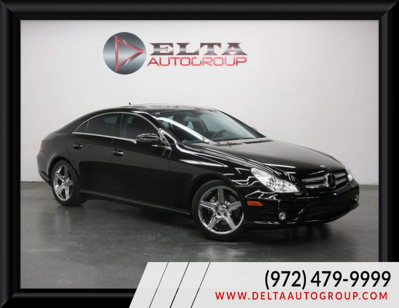 2011 Mercedes-Benz CLS 550 NAVIGATION SPORT AMG CHROME LOW MILES