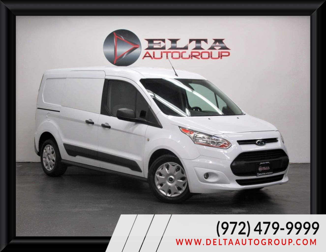 2016 Ford Transit Connect XLT CAMERA AUTO LOW MILES 1 OWNER