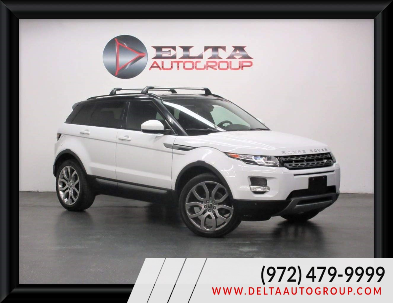 2015 Land Rover Range Rover Evoque Pure PLUS  PANO-ROOF CAMERA