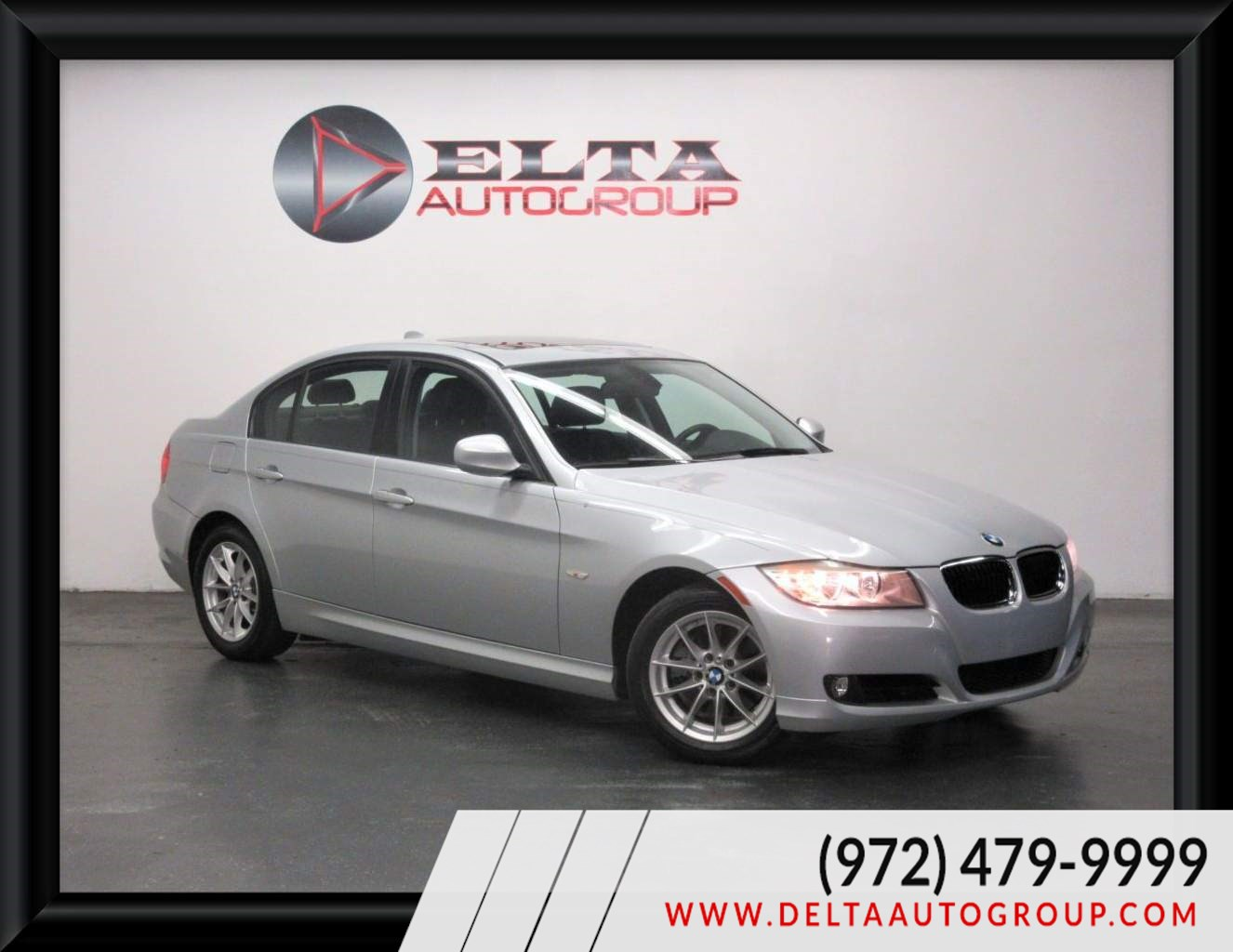 2010 BMW 3 Series 328i PREMIUM LEATHER ROOF LOW MILES 1 OWNER