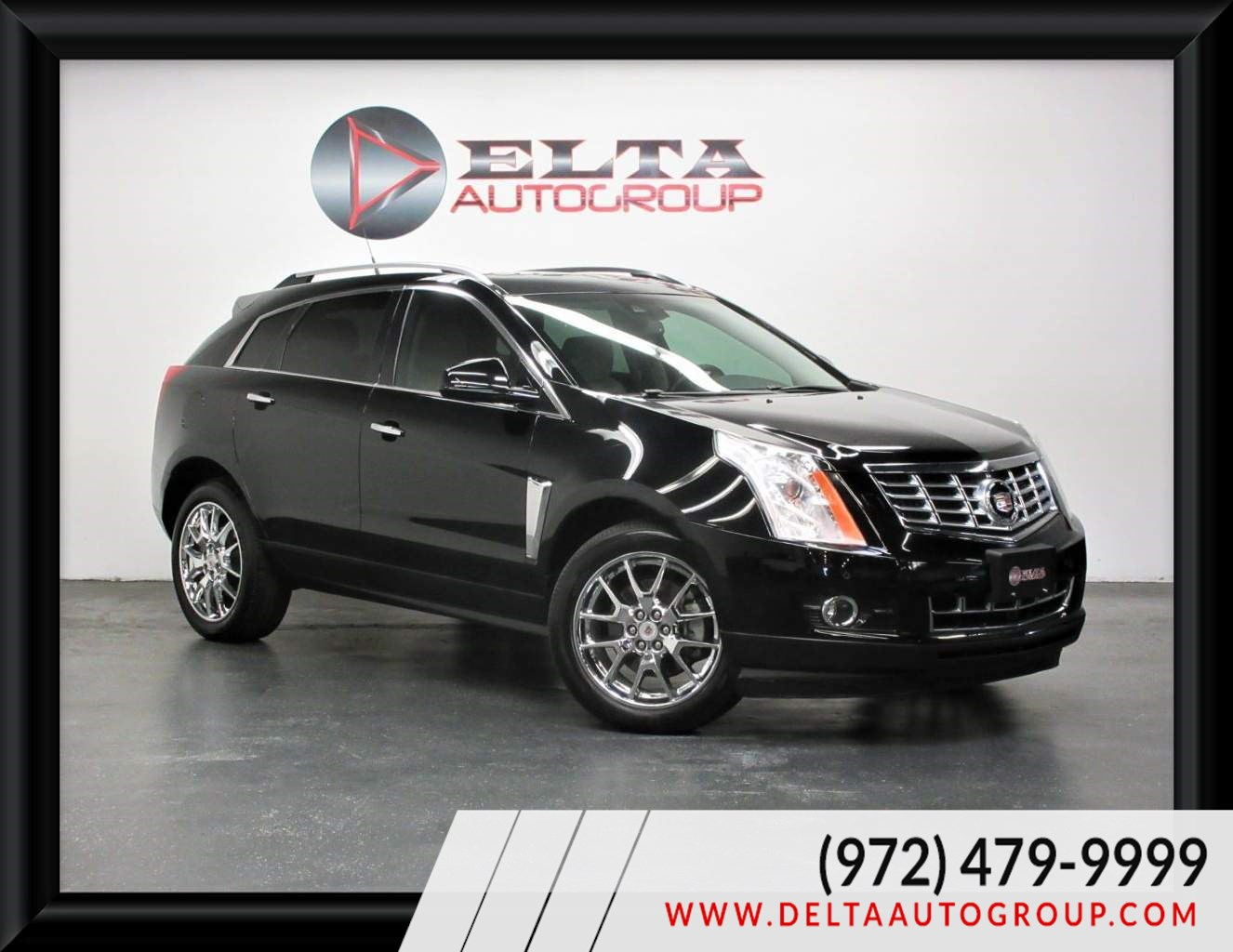 2013 Cadillac SRX Premium Collection NAVI CAMERA PANORAMIC LOW MILES