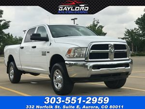 View 2014 Ram 2500 Crew Cab Short Bed 4WD