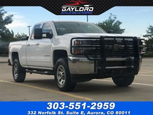 View 2015 Chevrolet Silverado 2500HD Double Cab Short Bed