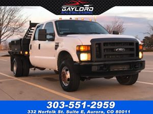 View 2008 Ford Super Duty F-350 DRW Crew Cab