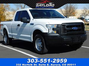 View 2015 Ford F-150 Extended Cab Short Bed 6.5ft Bed