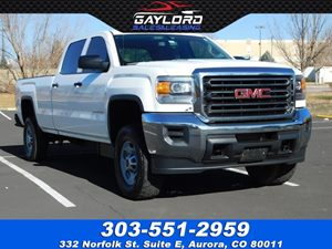 View 2015 GMC Sierra 2500HD Crew Cab Long Bed