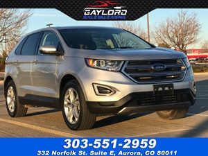 View 2018 Ford Edge