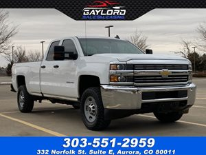 View 2016 Chevrolet Silverado 2500HD Double Cab Long Bed