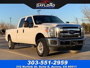 View 2015 Ford Super Duty F-250 SRW Crew Cab Long Bed