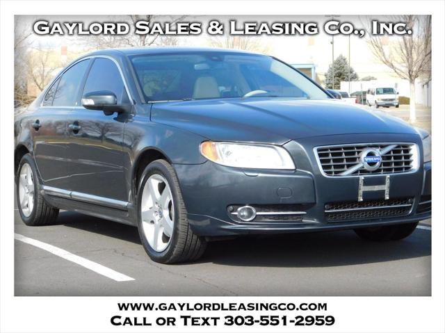 2010 Volvo S80 I6 Turbo - Gaylord Sales & Leasing Co