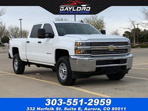 View 2016 Chevrolet Silverado 2500HD Crew Cab Short Bed
