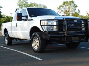 View 2015 Ford Super Duty F-250 SRW Extended Cab