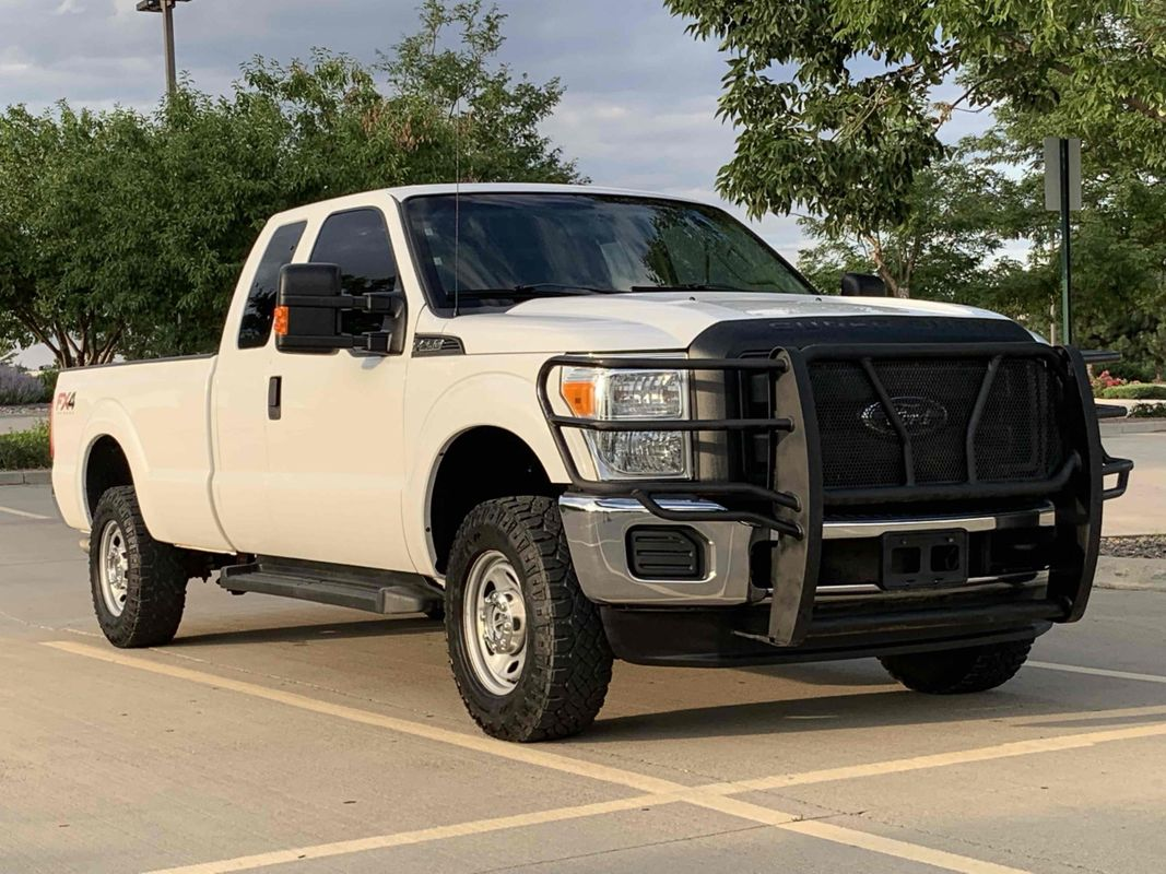 2014 Ford Super Duty F-250 SRW Extended Cab Long Bed FX4 Off Road 4x4
