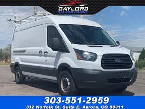 View 2015 Ford Transit T-150 Medium Roof Extended Cargo Van
