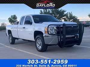 View 2011 Chevrolet Silverado 2500HD Extended Cab Long Bed