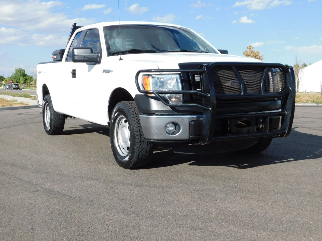 2014 Ford F-150 Extended Cab Short Bed 4X4 5.0L V8