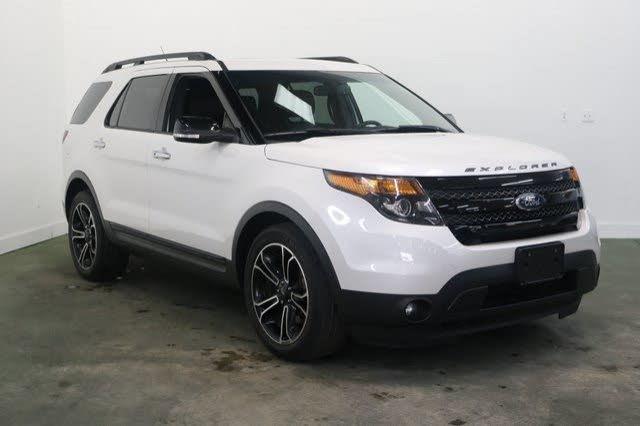 2014 Ford Explorer Sport City Of Cars