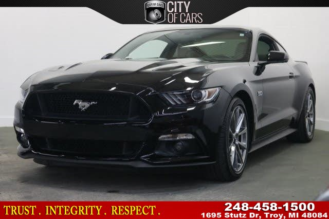2015 Ford Mustang GT - City of Cars
