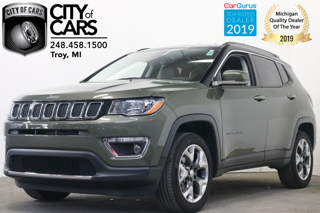 Used Jeep For Sale In Troy Mi City Of Cars