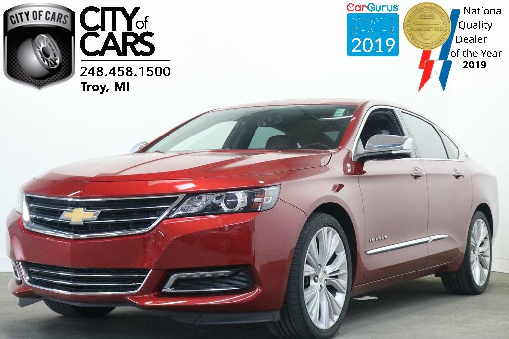 2015 Chevrolet Impala LTZ 2LZ - City of Cars