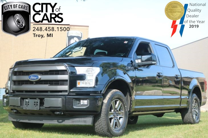 2017 Ford F 150 Lariat City Of Cars