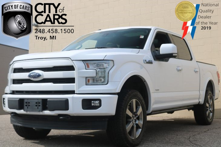 2017 Ford F 150 Lariat >> 2017 Ford F 150 Lariat City Of Cars