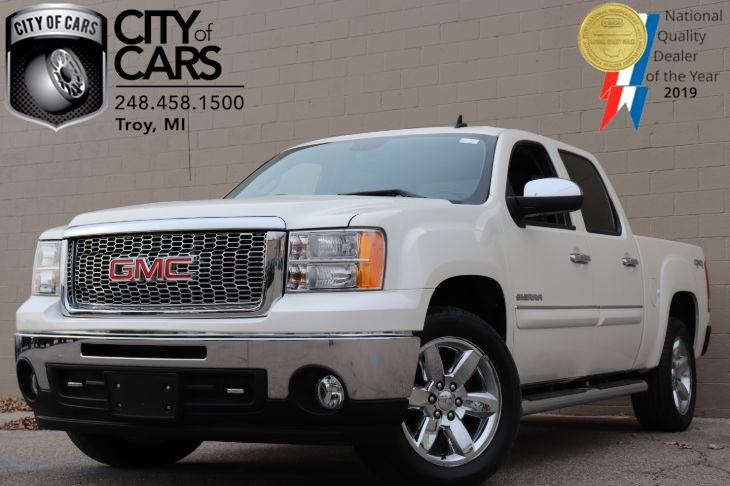 2013 Gmc Sierra 1500 >> 2013 Gmc Sierra 1500 Slt City Of Cars