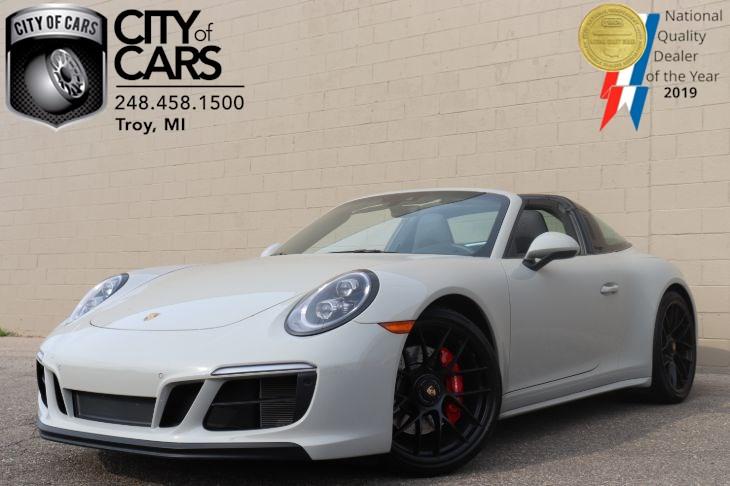 Used 2019 Porsche 911 Targa 4 Gts In Troy