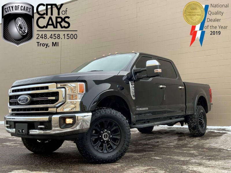 2020 Ford Super Duty F-250 SRW LARIAT TREMOR