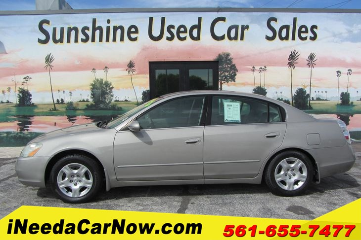 2003 Nissan Altima 2.5 S Only $1199 Down** $60/Wk