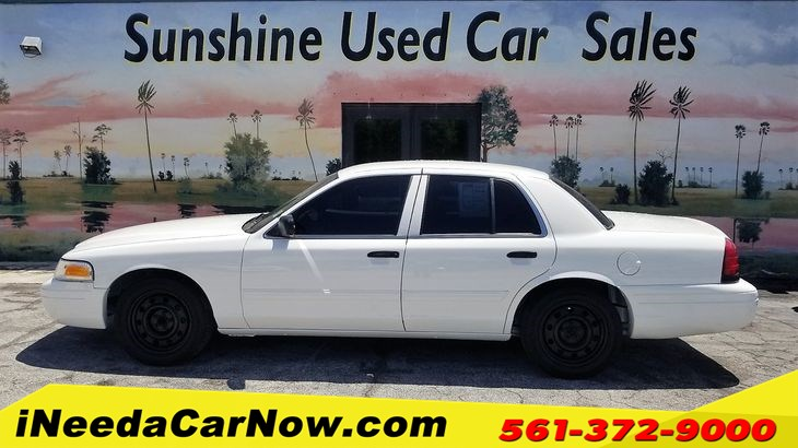 2009 Ford Crown Victoria Police Only $1299 Down **$60/Wk