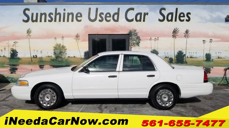 2005 Ford Crown Victoria Interceptor Only $799 Down** $60/Wk