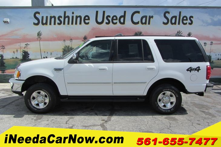 Sold 1997 Ford Expedition Xlt 4wd Only 999 Down 55 Wk In West Palm Beach