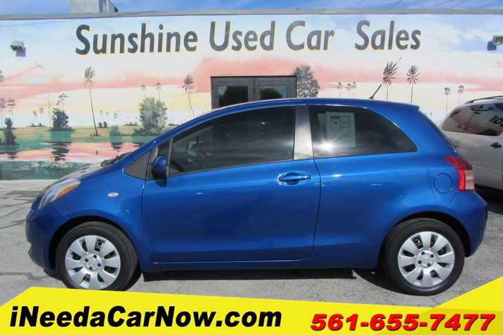 2007 Toyota Yaris Only $1499 Down** $55/Wk