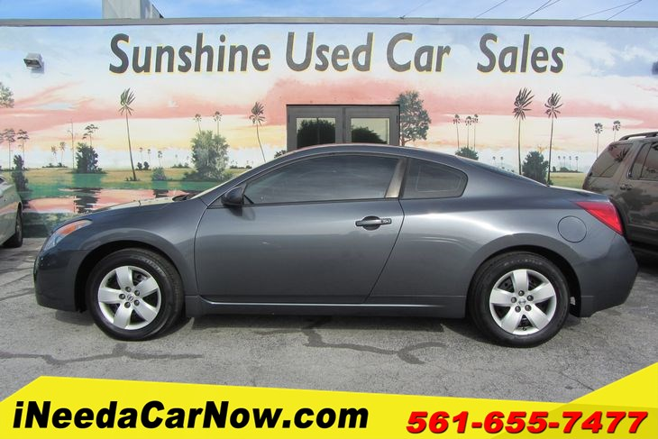 2008 Nissan Altima Coupe 2.5 S Only $2499 Down** $60/Wk