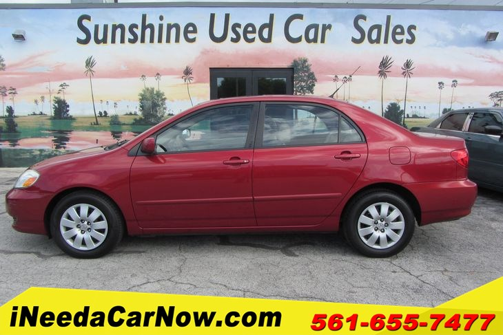 2004 Toyota Corolla LE Only $1499 Down** $64/Wk