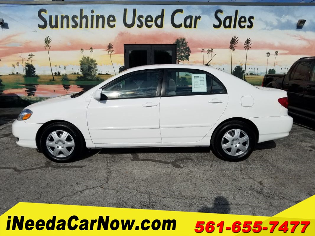2003 Toyota Corolla LE Only $999 Down** $65/Wk
