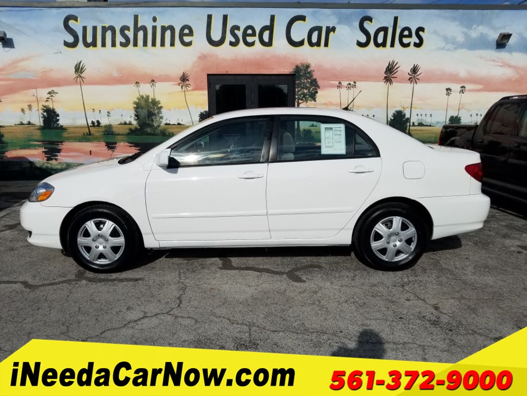 2003 Toyota Corolla LE Only $1399 Down** $60/Wk